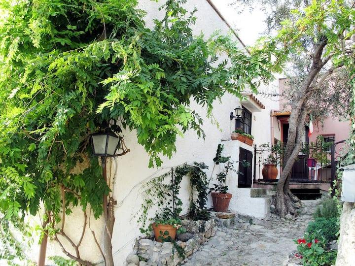 casa  con vista a Ranzi