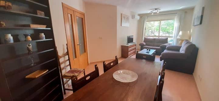 Apartamento ideal para familias o grupos