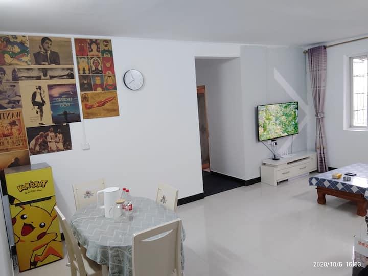 凯翔花园,简单安静两居室 ,邻市博物馆  市中心医院 ,毗咸宁南站 万达广场