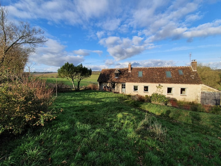 Charming cottage in the Perche countryside