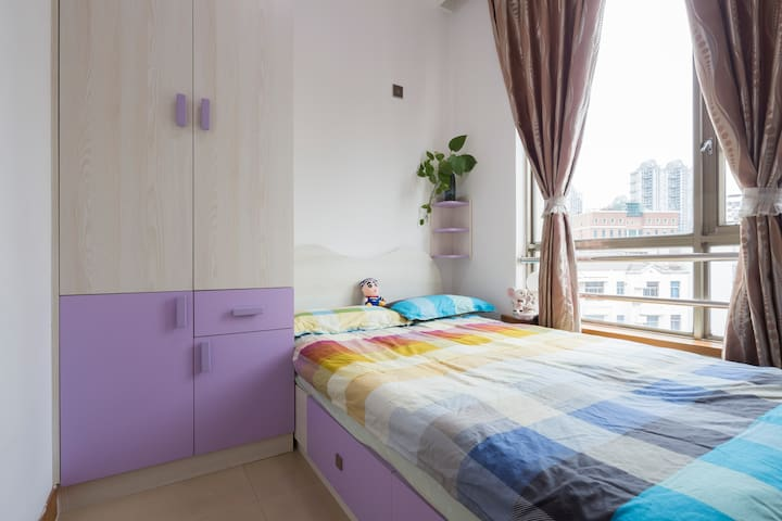 依山傍海别墅区的温馨小窝 Lovely home in townhouse neighborhood - Xiamen - Appartement