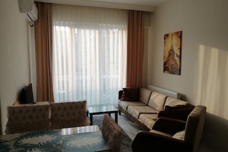1+1 With Pool&Security&Balcony (Only Monthly Rent)