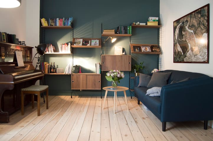 2-room apartment in the heart of Nørrebro