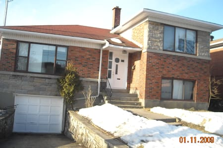 Montreal split level large  house - Cote-Saint-Luc