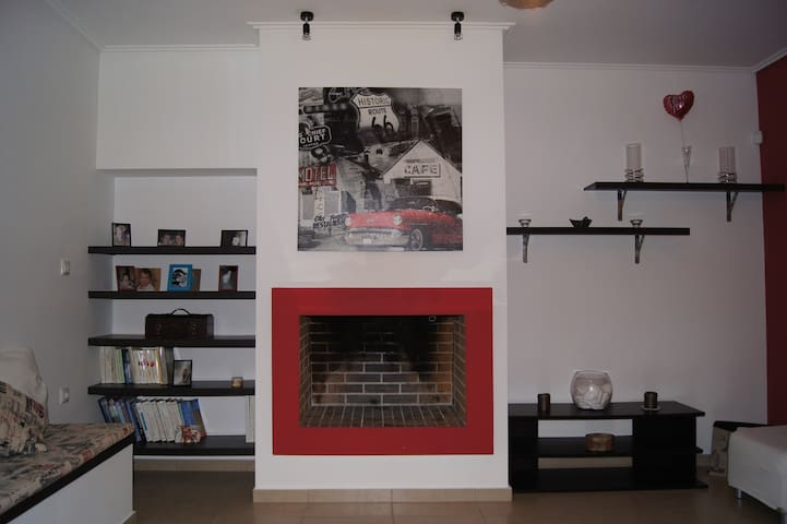 Cozy apartment - Iraklio - Wohnung