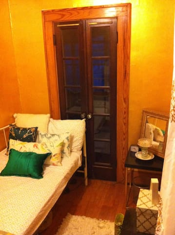 Cute bedrooms in craftman house - Dubuque - Rumah