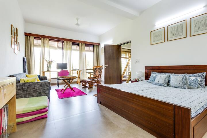 quite,cozy,private with great view - Nové Dillí - Dům