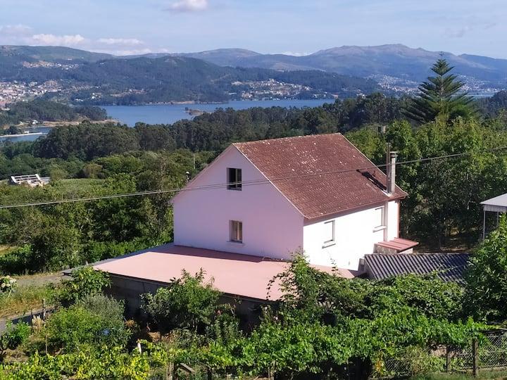 Casa De Xepa. Entorno rural Rías Baixas