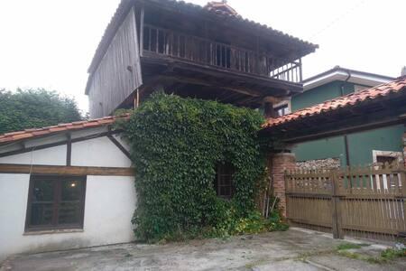 Casa Hórreo con encanto