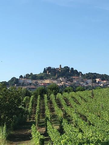 Balcon sur le Monferrato - Villadeati - Huis