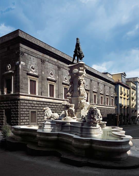 Fontana di Carlo II