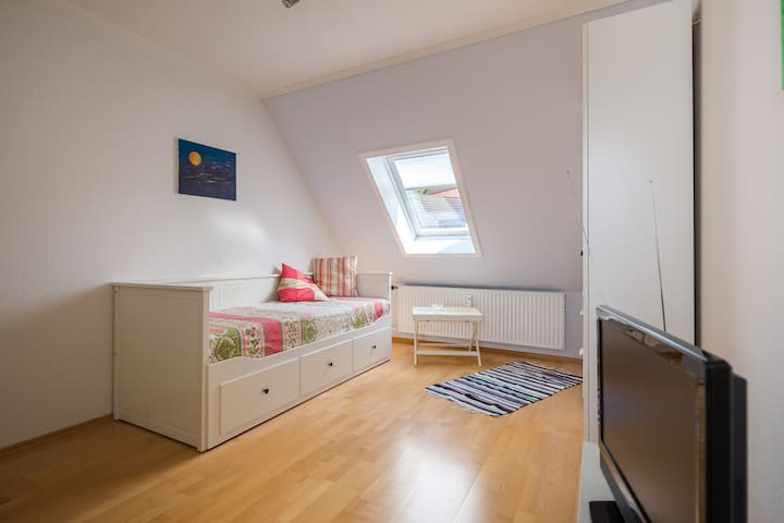 Appartement in Hamburg sehr zentral
