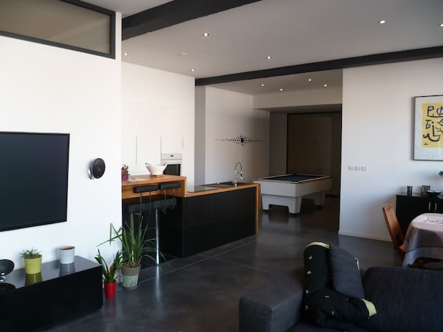 Appartement type Loft à Roanne - Roanne - Loft