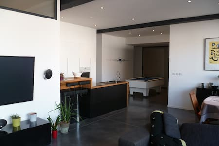 Appartement type Loft à Roanne - Roanne - Vindsvåning