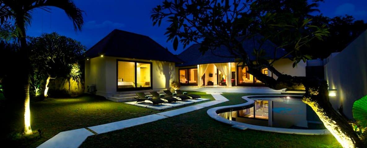Garden Three Villa