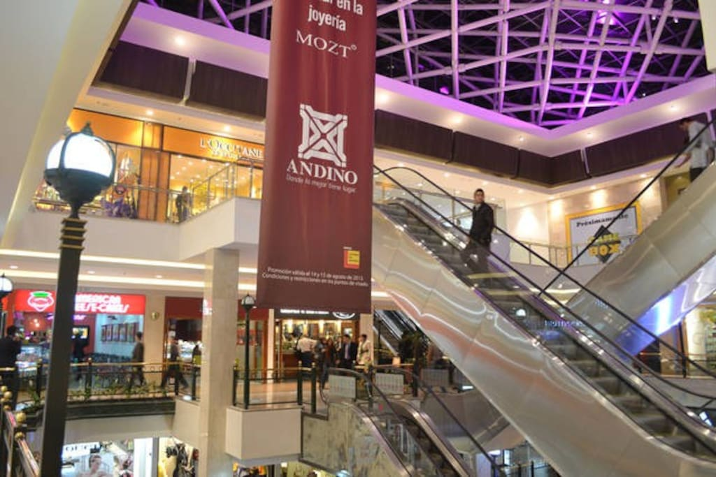 ANDINO SHOPPING CENTER