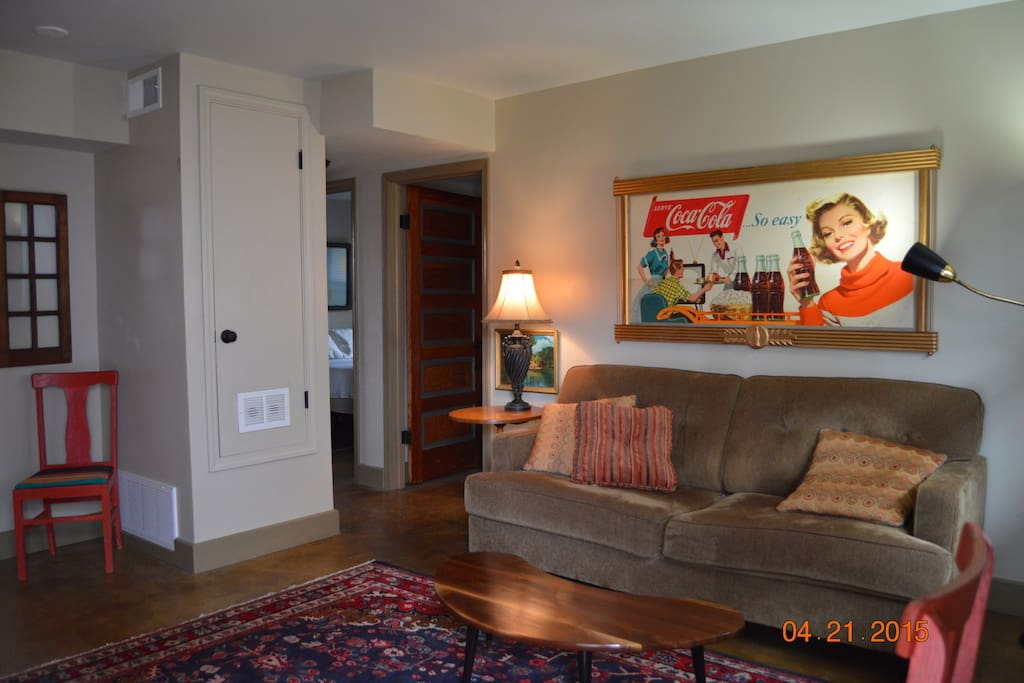A Cool 1960 39 S Pad Near Downtown Apartments For Rent In Memphis Tennessee United States