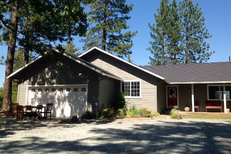 Yosemite 10 acres vacation property - Coulterville
