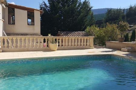 Maison pour se reposer en famille entre amis - Sisteron