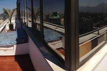 balcon sur - terrace