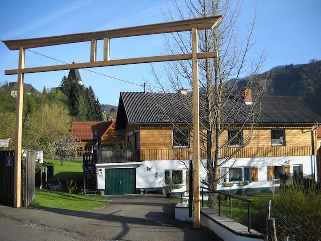 Ferienwohnung Erdmann - Pernegg - Apartment