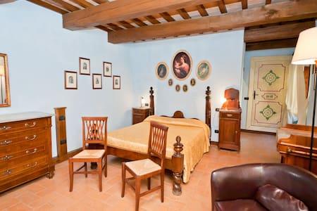 Camera matrimoniale Superior - Gubbio