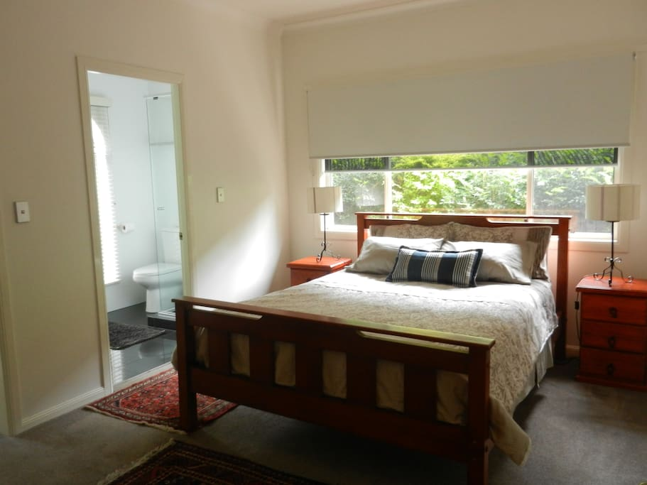 Main Ensuited Bedroom with Large Walk in Robe