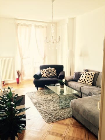 Nice flat in the centre of Lausanne - Lausanne - Apartemen