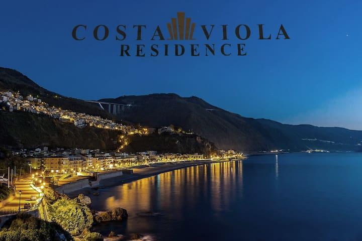 B&B - Residence - LaCostaViola - Bagnara Calabra - Apartament