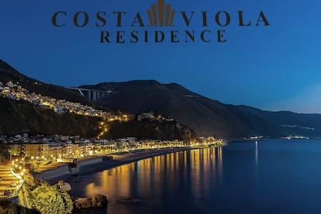 B&B - Residence - LaCostaViola - Bagnara Calabra - Huoneisto