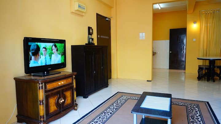2 Bedroom Fully Furnished Apartment