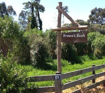 Browns Bush hideaway - Motueka