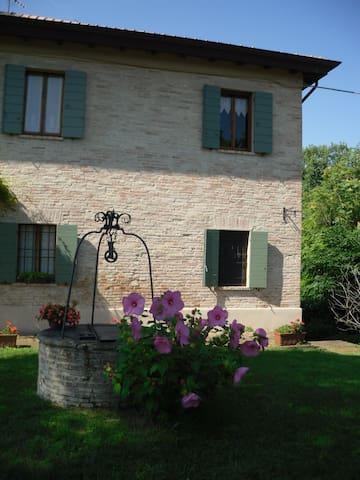 PESARO-BONCIO- TRAMONTO D'INVERNO - Pesaro - Apartemen