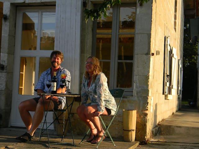 La Fermette - Petit-Bersac - Casa