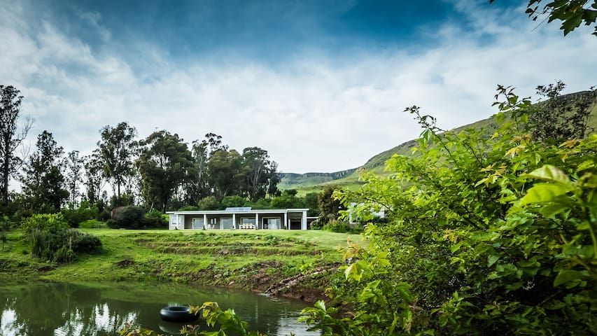 Off grid haven in the KZN Midlands - Howick - Natur-Lodge