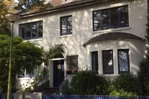 Wohnung in Parknähe