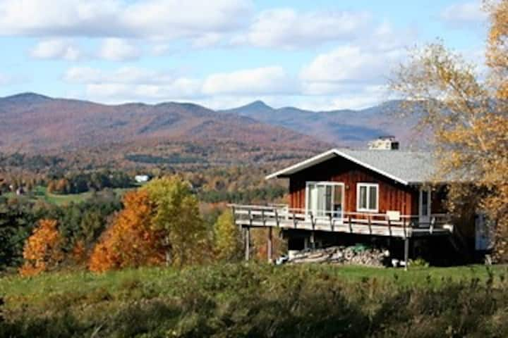 Vermont Valley Views!!  Ski, Hike, Bike, or Relax!