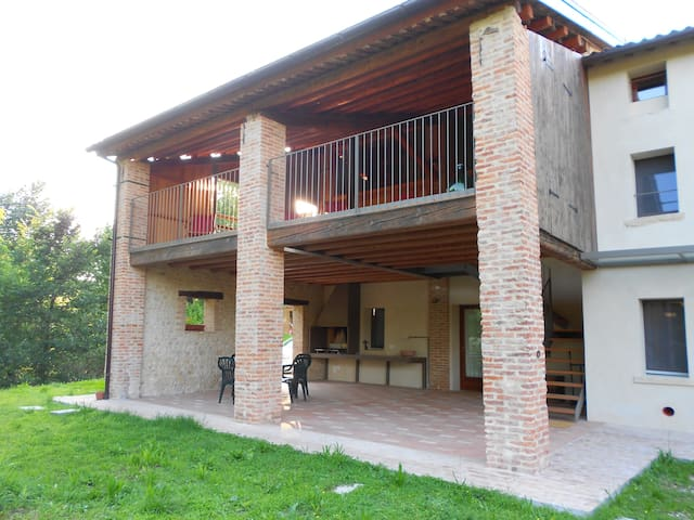 relaxing apartment in Asolo - Asolo - Huoneisto