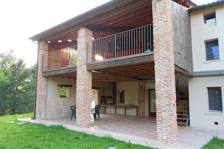 relaxing apartment in Asolo - Asolo - Leilighet