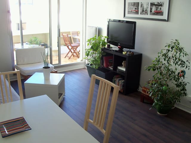 T2 terrace clim parking Center - Montpellier - Apartment