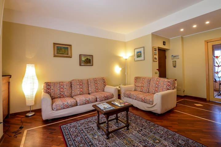 Very bright and spacious apartment - San Donato Milanese - Rumah
