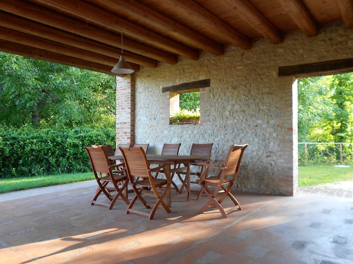 relaxing apartment in Asolo