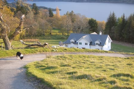 Sealladh an Loch - stunning views - Foyers