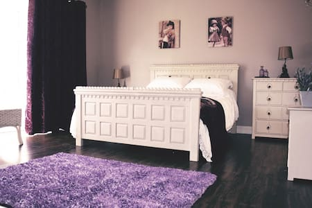 The lavender Room in New Ross - New Ross - Bed & Breakfast