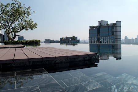 Sky View Terrace @Haus23✔️60sq.m