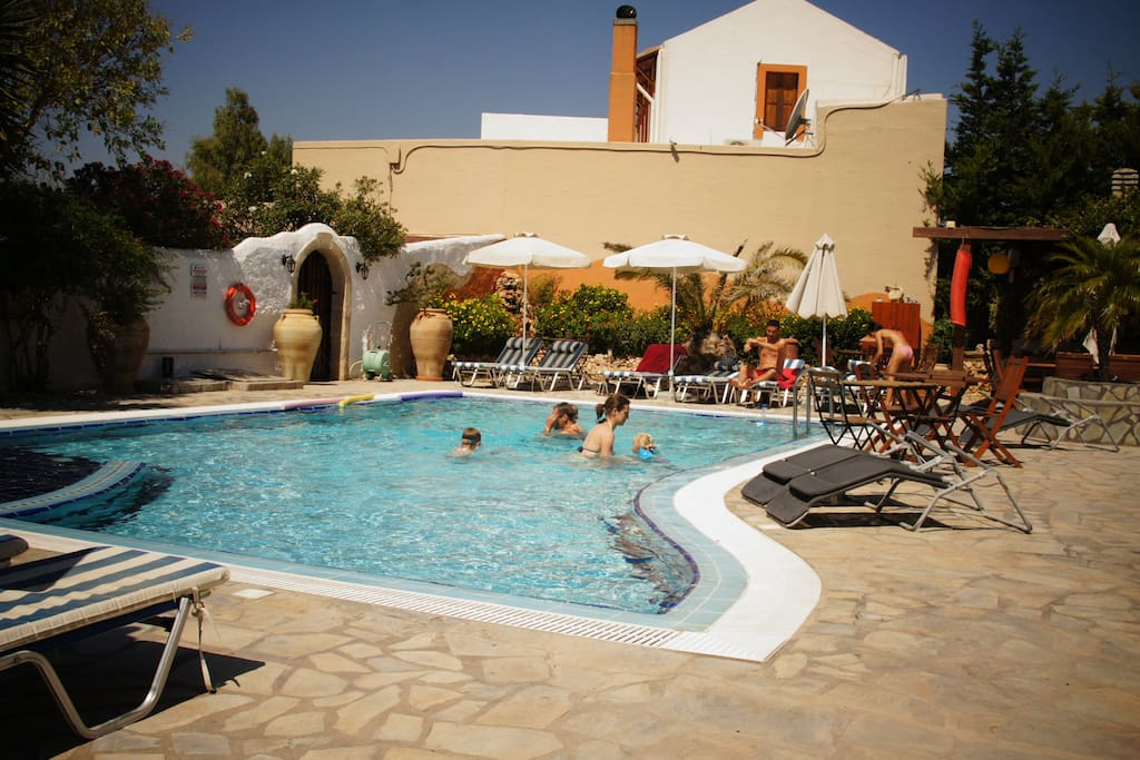 Sea View Apts Swimming Pool Terra Bed Breakfasts For