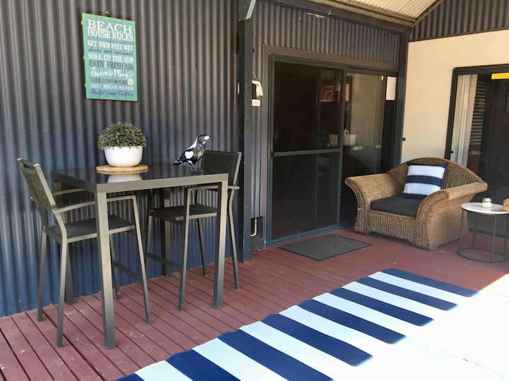 The Shed Busselton - Pet friendly.