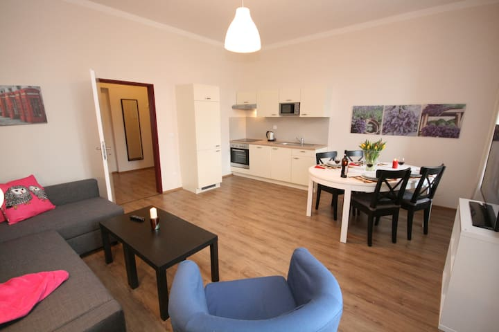 Apartment A-M - Görlitz - Apartamento