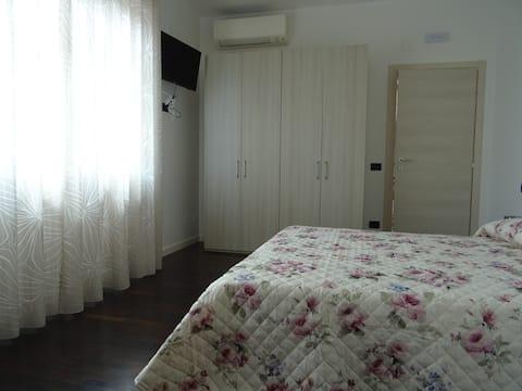 1 Habitación con baño privado Pradelle Nogarole Rocca