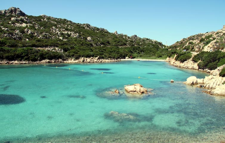Home LA MADDALENA (sea) - Porto Massimo - 獨棟